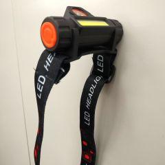 Kopflampe LED Scheinwerfer mit XPE + COB LED Dimmbar