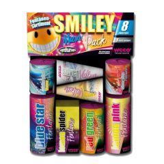 Weco Smiley Maxi Pack 8-tlg. Jugend-Fontänen Sortiment - F1